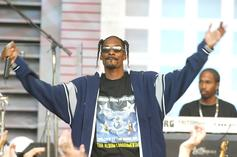 """Snoop Dogg Revisits """"Up In Smoke"""" Tour With Eminem, Dr. Dre & Ice Cube For #TBT"""