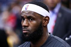 LeBron James Receives Backlash For Comments On China, Daryl Morey