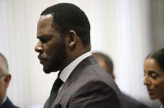 "Random Texas Inmate Warns ""Jail Staff"" Is Out To Get R. Kelly With Handwritten Note"