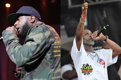 Talib Kweli Sends Love To DMX After Rehab Check-In