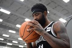 Kyrie Irving Roasted For Saying New Yorkers Now Support The Brooklyn Nets