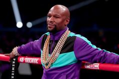 Floyd Mayweather Disses Manny Pacquiao Over His Latest Video: Watch