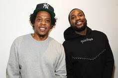 """Jay-Z Sends Meek Mill A Rolex As VIP Pass: """"This Rich Sh*t Getting Out Of Control"""""""