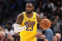 LeBron James Hilariously Claps Back At Heckler: Watch