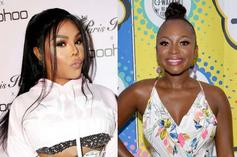 """Lil Kim """"Hated Everything"""" About """"Notorious,"""" Especially Naturi Naughton's Portrayal"""