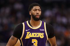 Knicks' Reasoning For Not Pursuing Anthony Davis Revealed In New Report