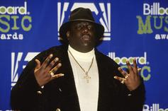 Notorious B.I.G. Had Immeasurable Swagger In The Booth: Watch