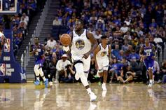 """Draymond Green Reveals Kevin Hart Uses Fake Ice For """"Cold As Balls"""""""