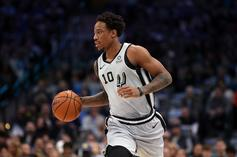 DeMar DeRozan Keeps Fans Guessing With Cryptic IG Message