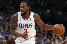 Kawhi Leonard Speaks Out On Unfair Treatment Of Carmelo Anthony: Watch