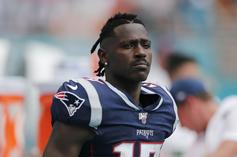 """Antonio Brown Lashes Out At NFL, """"Big Ben,"""" & XFL In New Twitter Rant"""
