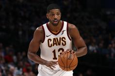 Tristan Thompson Takes Shots At Kyle Lowry Ahead Of Raptors Game