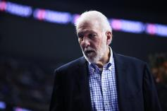 "Gregg Popovich Explains Why The NBA Is ""Very Boring"" Now"