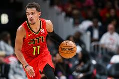 NBA's Trae Young Helps Pay Over $1Mill Of Medical Debt For Atlanta Families