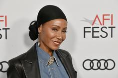 "Jada Pinkett Smith Is Still Looking Fierce Even On A ""Bad Hair Day"""