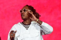 Future's Alleged Baby Mama Eliza Reign Claims He Told Her He's Getting Married