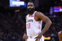 Giannis Antetokounmpo Shades James Harden During All Star Draft: Watch