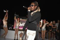 """Young Thug Teases """"OUT WEST"""" Music Video"""