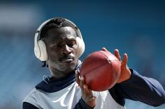 "Antonio Brown Harshly Dismisses XFL As ""Lower-Class Football"""