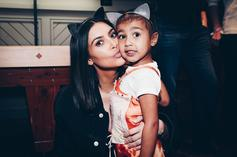 Kim Kardashian Responds To ZaZa's Parents Over North West Performance