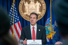 New York Declares State Of Emergency Following Spike In Coronavirus Cases