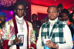 Young Thug, Gunna & Turbo Dropping Quarantine-Themed Banger