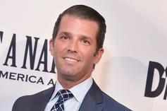 Donald Trump Jr. Actually Responded To Celina Powell's DM