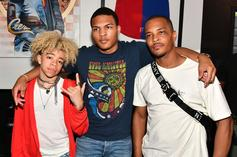 """T.I.'s Son King Harris Brags About Bands In """"Wild N Out"""" Clip"""