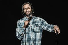 Chris D'Elia On Eminem Parody Video Going Viral & Collaborating With Logic