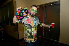 """French Montana Says Rappers Will Have """"Garage Auctions"""" After Quarantine"""