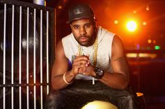"Jason Derulo Loses Bet & Appears To Shave Off Eyebrow, Says It Was ""CGI"""