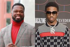 50 Cent Wouldn't Let Roddy Ricch Inside His House