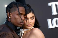 Kylie Jenner Wishes Travis Scott A Happy Birthday With Intimate Throwback
