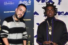 French Montana Claims Kodak Black Growled At Him