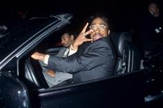 Snoop Dogg Shares Goofy Throwback Photo With Tupac