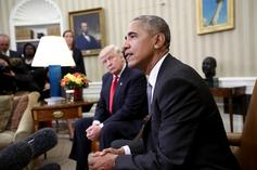 """Barack Obama Labels Donald Trump's COVID-19 Response A """"Chaotic Disaster"""""""