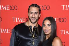 Colin Kaepernick's GF Nessa Calls Out NFL For Saying He's Retired