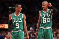 Kendrick Perkins Says Rajon Rondo & Ray Allen Fought Each Other In Boxing Match