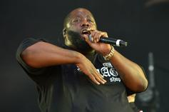 """Killer Mike Raps Powerful Bars About Police Brutality On """"RTJ4"""""""