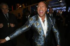 Dwayne Johnson Reportedly Now Third Highest Pick For President