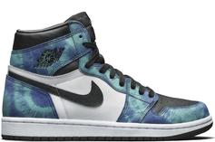 "Air Jordan 1 High OG ""Tie-Dye"" Proving To Be Reseller Goldmine"