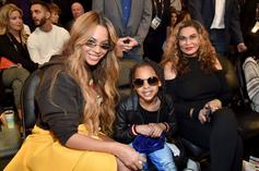 "Beyoncé Drops New ""Black Is King"" Trailer, Which Features Blue Ivy"