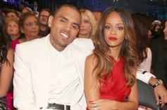 """Rihanna On Chris Brown: """"We Love Each Other & Probably Always Will"""""""