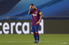 Lionel Messi To Stay At Barcelona, Despite Discontent