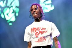 Famous Dex Goes Off On King Von, 6ix9ine Chimes In