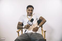 NBA Youngboy Album Release Has Twitter Experiencing Black Air Force Energy