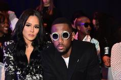 "Fabolous & Emily B Share Pics From Their ""In Bloom"" Baby Shower Brunch"