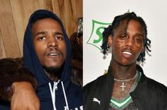 """Lil Reese Calls Famous Dex A """"Crack Head"""": """"Must Be Gettin Paid From [6ix9ine]"""""""
