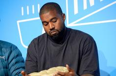 """Kanye West Reportedly Asked Campaign To Stop """"Pre-Marital Fornication"""""""