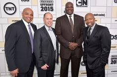Shaq Claims His & Charles Barkley's Moms Got Them To Stop Fighting